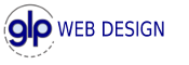 glp Custom Web Design Logo